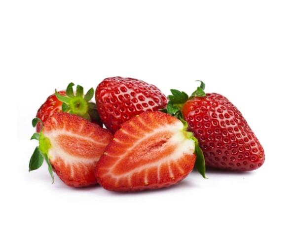 Una fruta fresca y rica en propiedades que te hacen bien