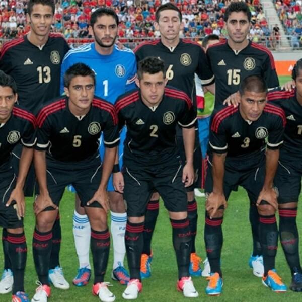 Selección mexicana tri, olímpico