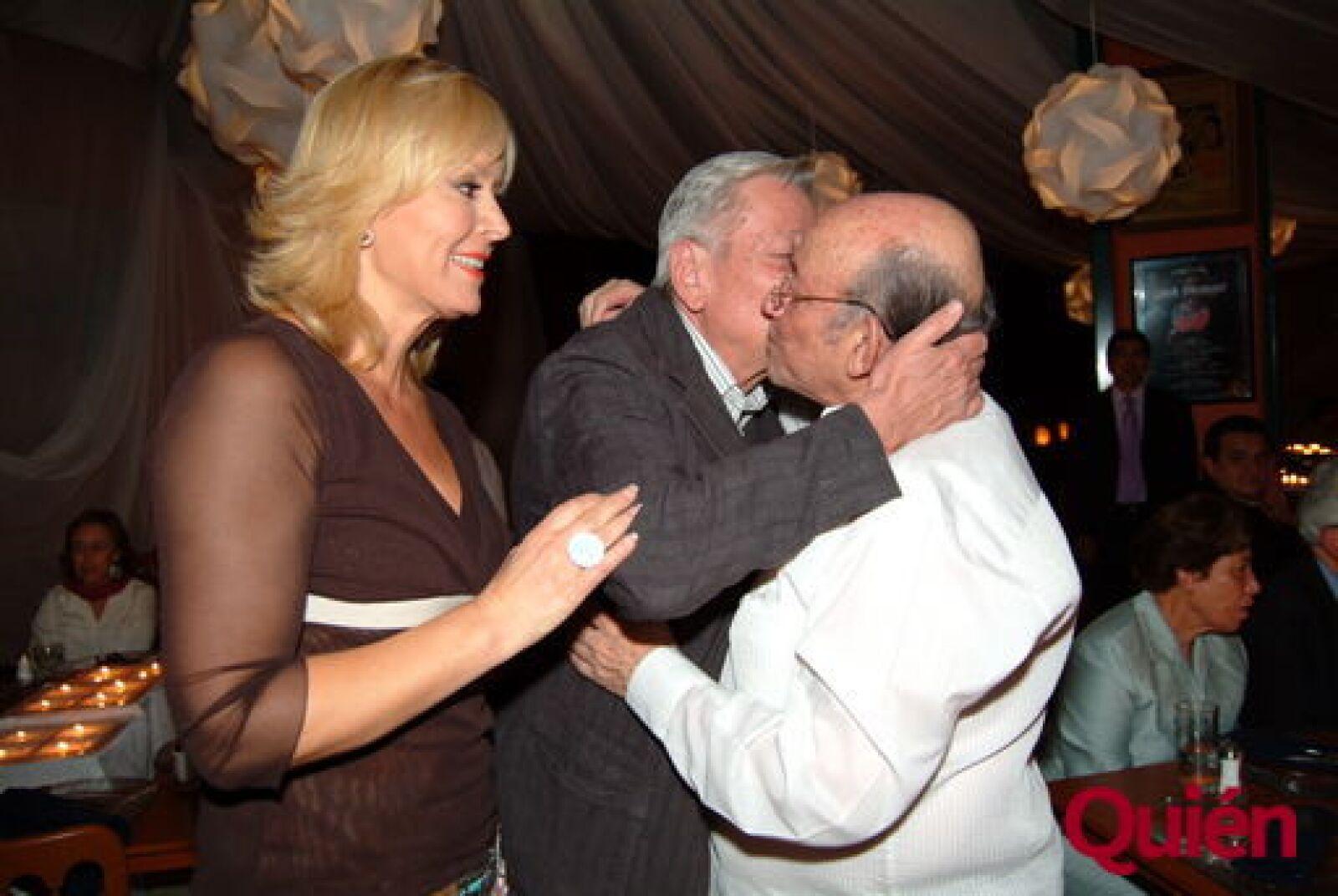 Margarita Gralia, Ariel Bianco, Germán Dehesa