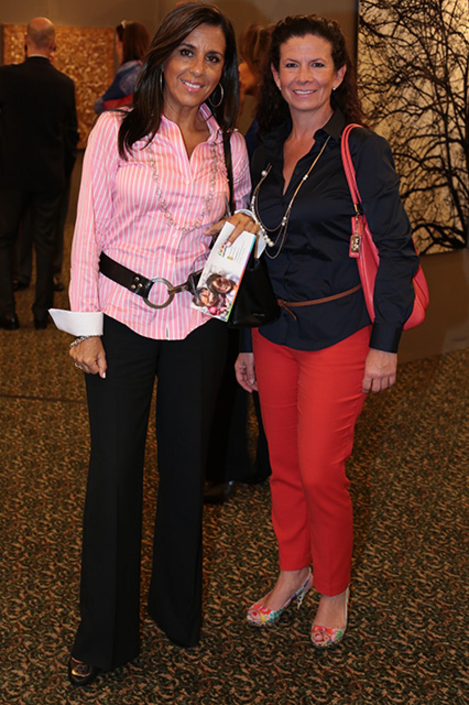 Luisa Cervantes,Pilar Torres