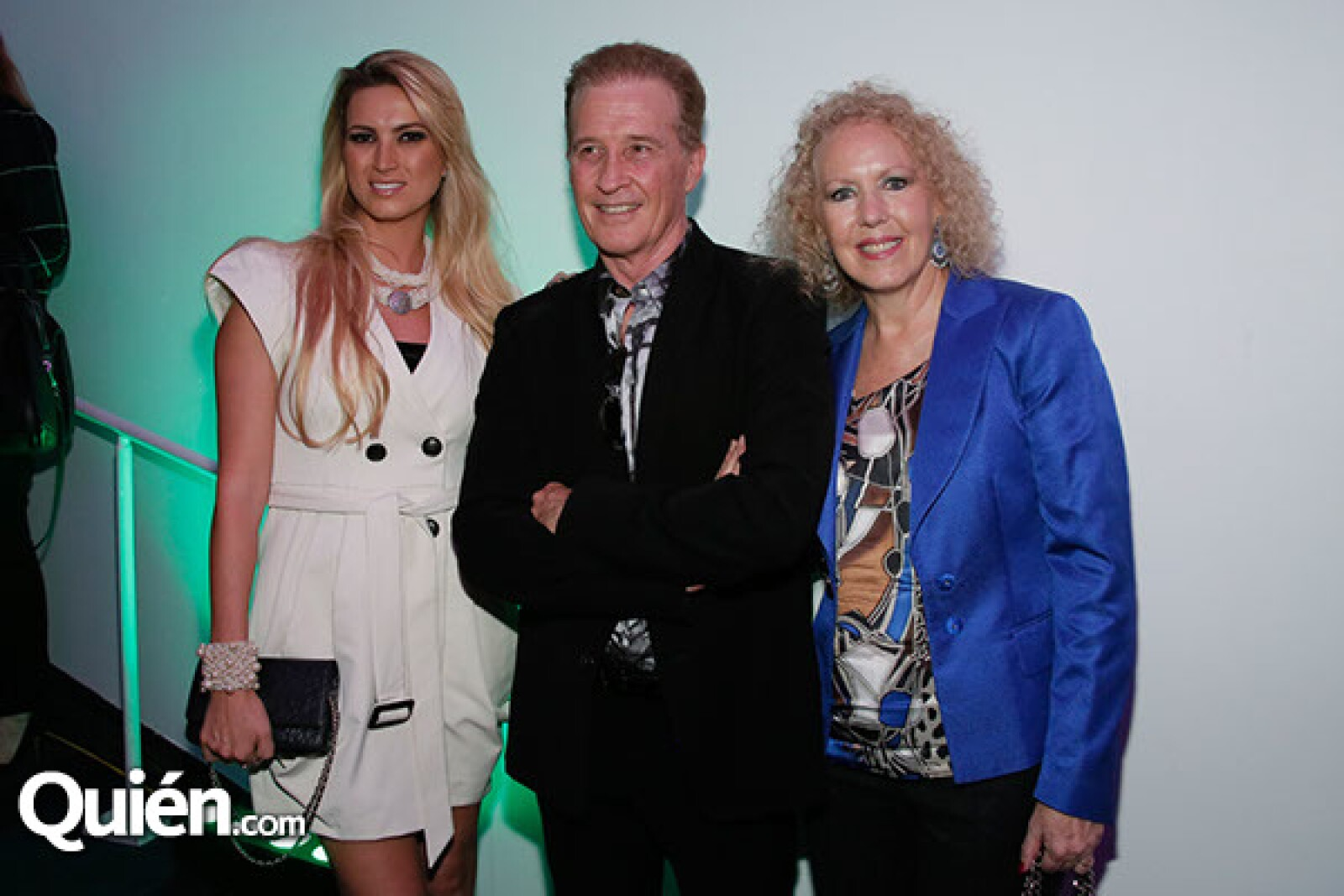 María Elena Torruco de Slim,Emmanuel y Mercedes Alemán