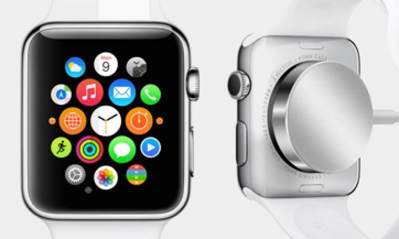 El Apple Watch llegará a las tiendas en nueve países a partir del 24 de abril. (Foto: Especial)