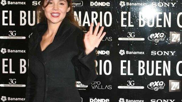 Camila Sodi dijo que después de haber dado a luz a Jerónimo, esperará aproximadamente un año para volver a los escenarios.