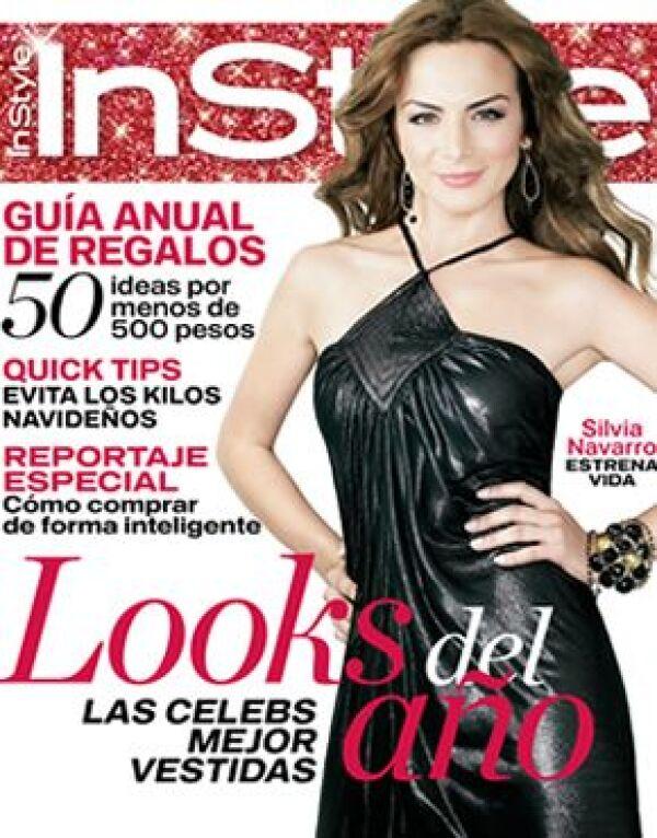 En la nueva edición de In Style encontrarás la entrevista completa a Silvia Navarro además de fotos espectaculares.