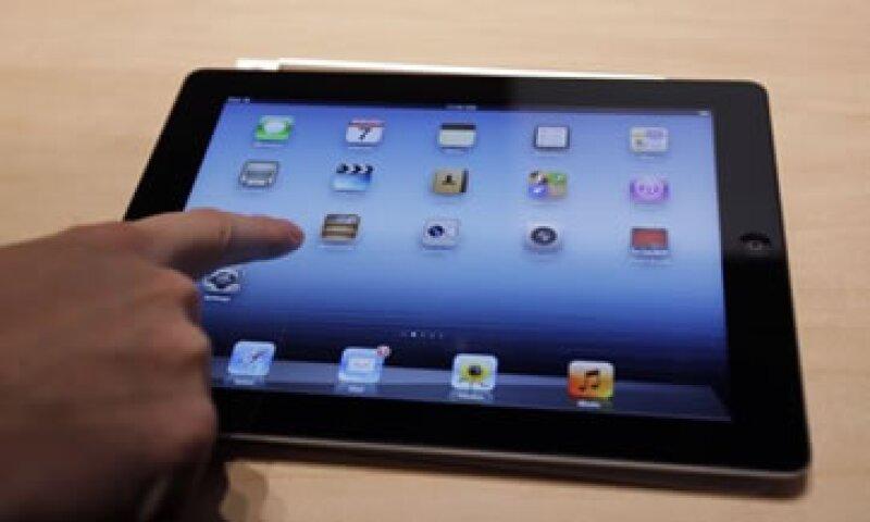 Se estima que Apple ha vendido 55 millones de iPads. (Foto: AP)