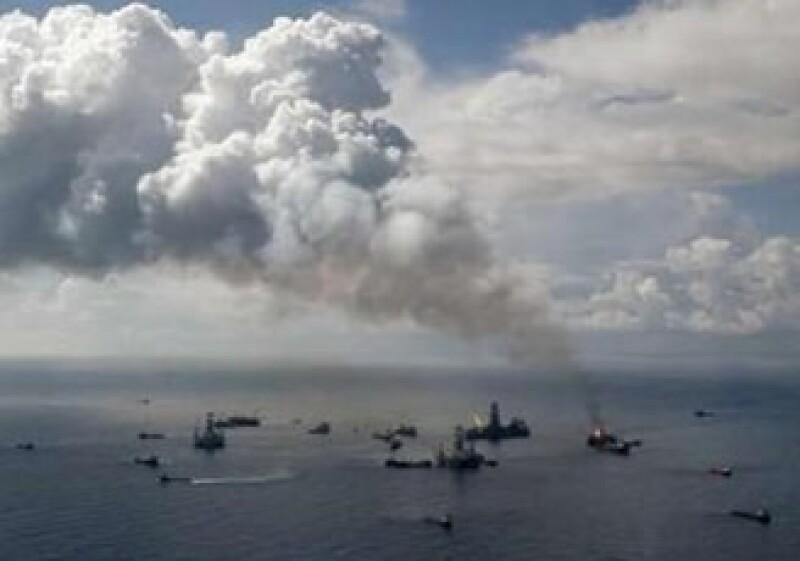 El costo del sitio que publica los datos del derrame seguirá siendo responsabilidad de BP, aunque pase al control de EU. (Foto: Reuters)