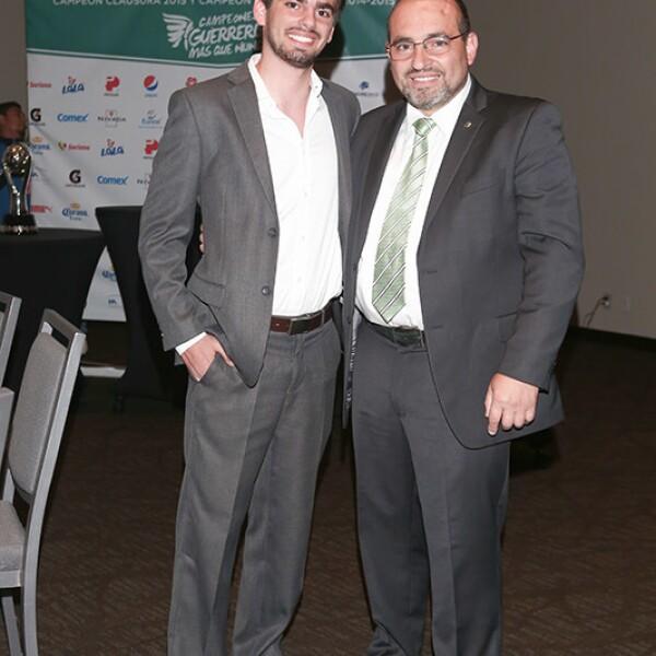 Guido y Eduardo Brandemburg