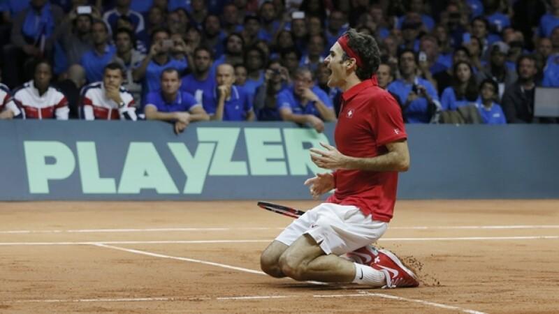 Roger Federer Copa Davis