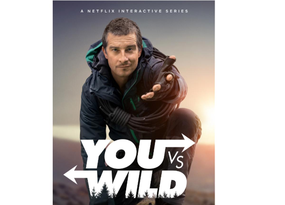 'You v.s. Wild', la nueva serie interactiva de Netflix