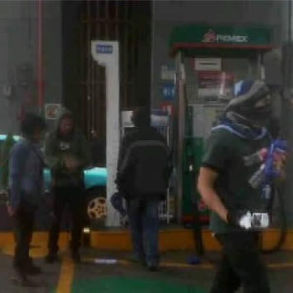 Protestas-San Lázaro- Tom1a de posesión