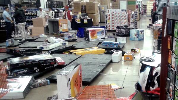 Ataque a tiendas