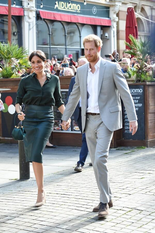 The Duke & Duchess Of Sussex Visit Sussex