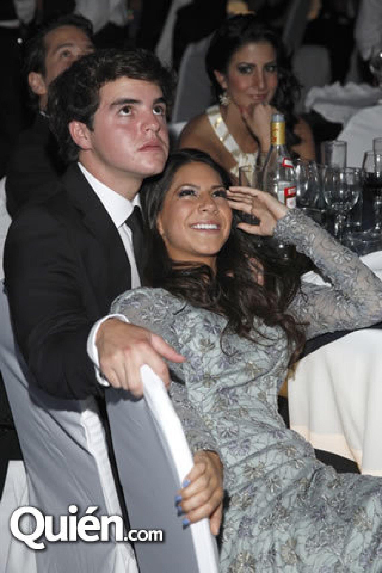 Luis Molina y Yanina Amodión