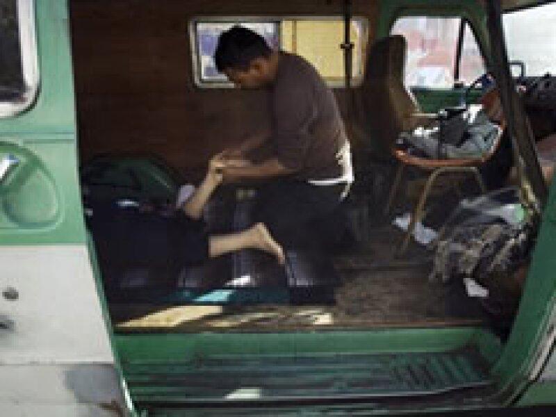 Los masajes quiroprácticos han sido muy utilizados por culturas prehispánicas en México.  (Foto: AP)