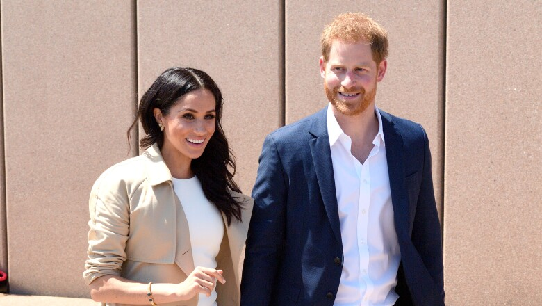 Harry Meghan Australia 2018