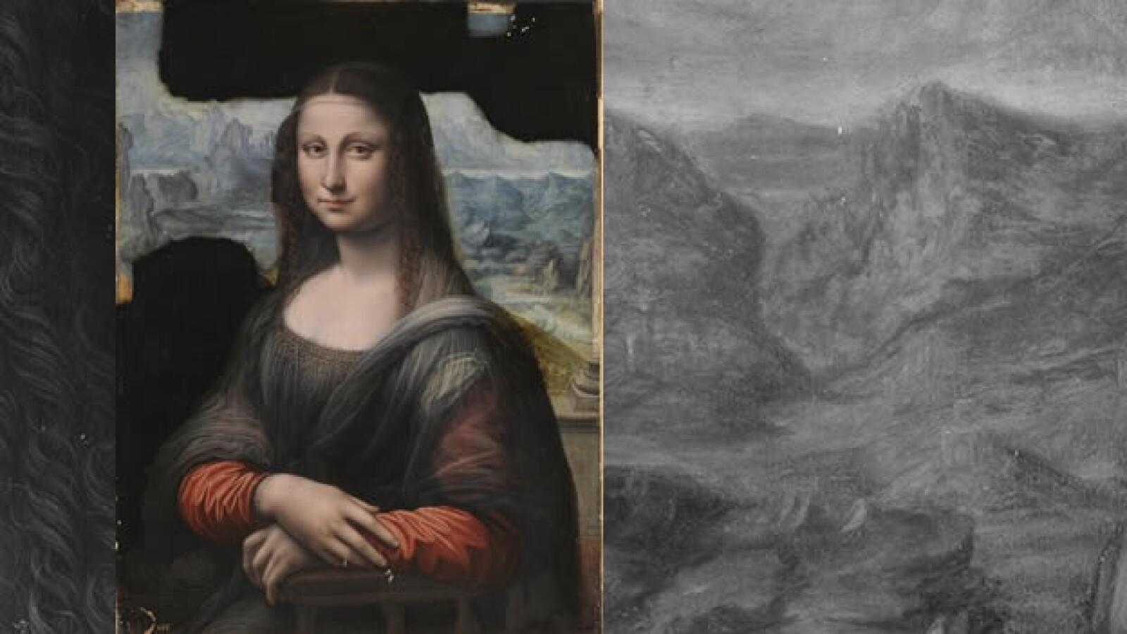 Mona Lisa copia