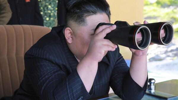 Ejercicio Militar Corea del Norte