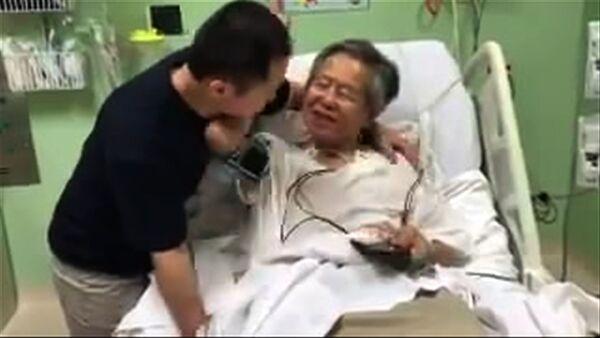 Presidente de Perú concede indulto humanitario al exmandatario Alberto Fujimori