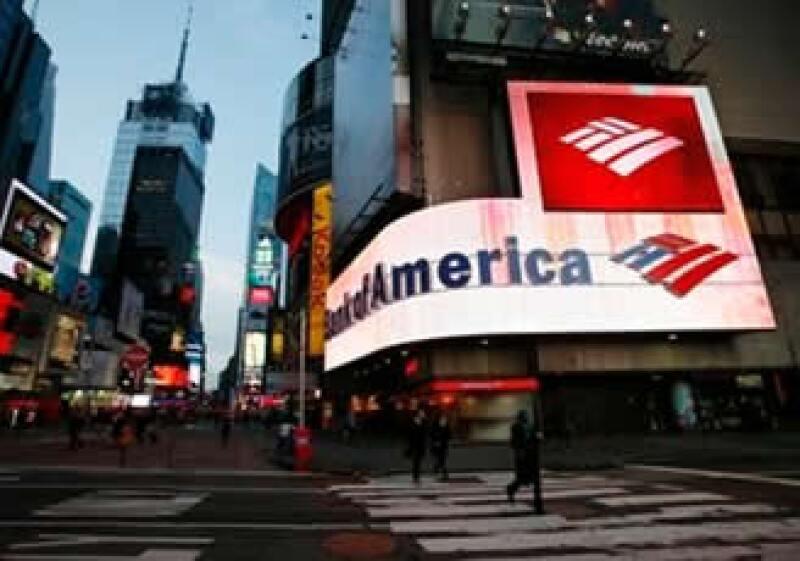 Los estadounidenses tienen una imagen negativa de bancos como Bank of America a causa de los rescates financieros. (Foto: AP)