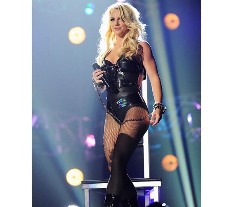 Britney tiene una gran trayectoria, con altibajos pero siempre manteniendo el título de uno de los mejores iconos pop.