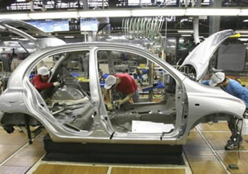 Nissan Mexicana se establece como el líder en ventas de autos en el país. (Foto: AP)