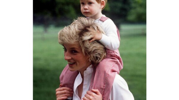 Harry espera que Diana, quien falleció en 1997, esté orgullosa de lo que él y William han hecho.