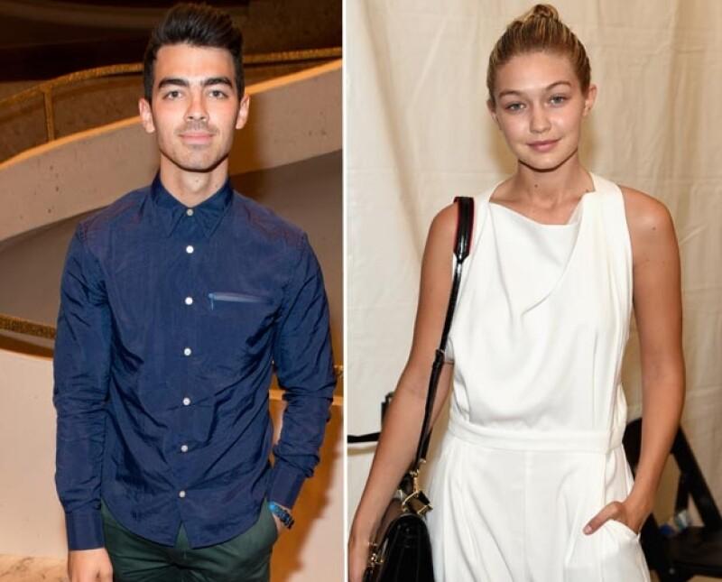 El cantante de los Jonas Brothers ha salido recientemente con la modelo Gigi Hadid, quien mantuvo anteriormente una relación con Nick Jonas .