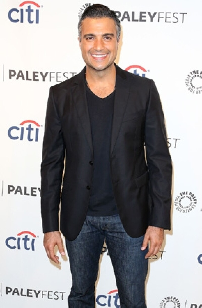 La pelócula en la que apareció el actor mexicano de 41 años se estrenará en México en noviembre.