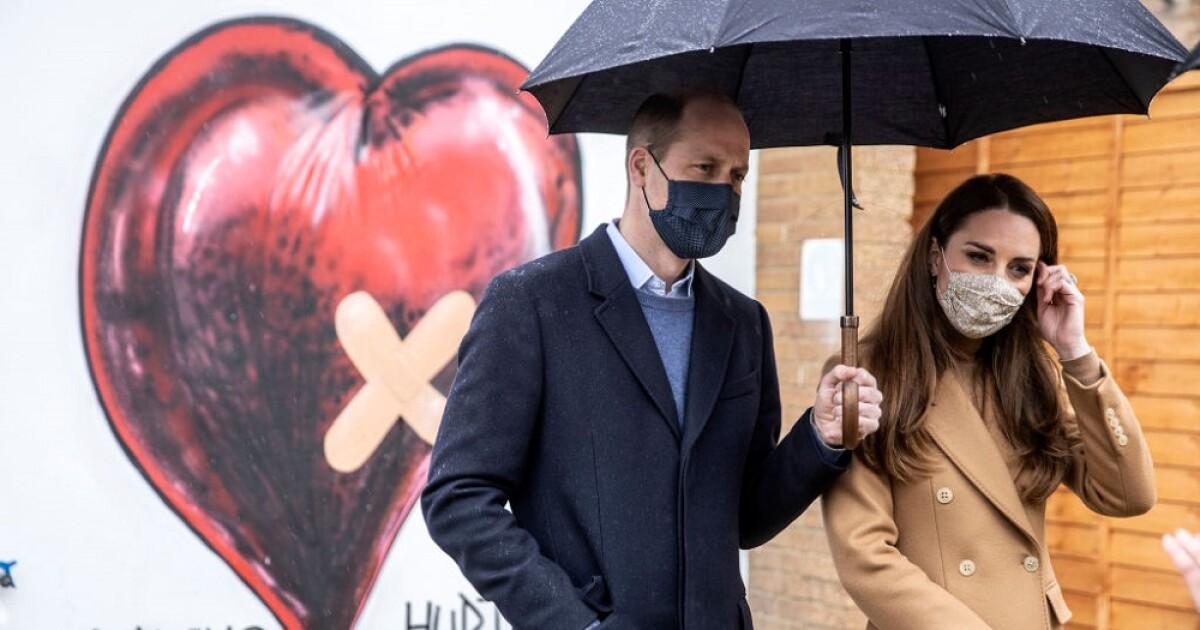 Amigos de William y Kate los defienden tras polémica entrevista de Meghan