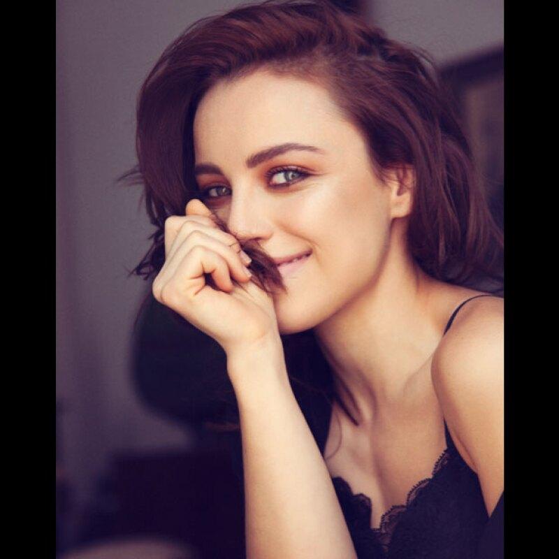 La actriz luce propuestas para un look de fiesta