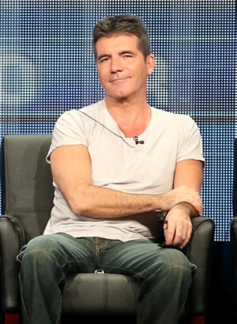"""El productor de """"The X Factor"""" se presentó ante los medios como parte del Television Critics Association Press Tour en Beverly Hills. Ahí fue cuestionado sobre el escándalo."""