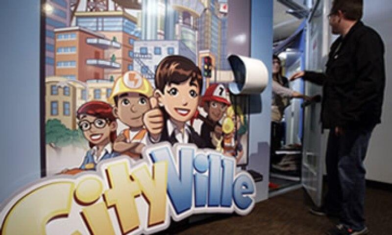 Zynga dijo que los juguetes pueden conectar los mundos virtuales y reales de las personas. (Foto: AP)