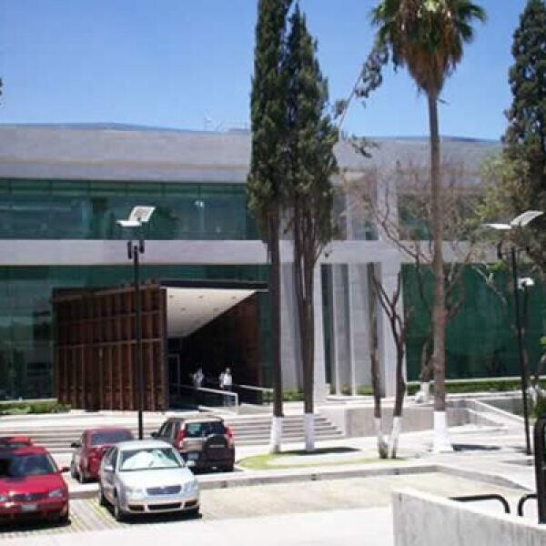 Triara se conforma por 11 búnkers de 480 metros cuadrados cada uno.
