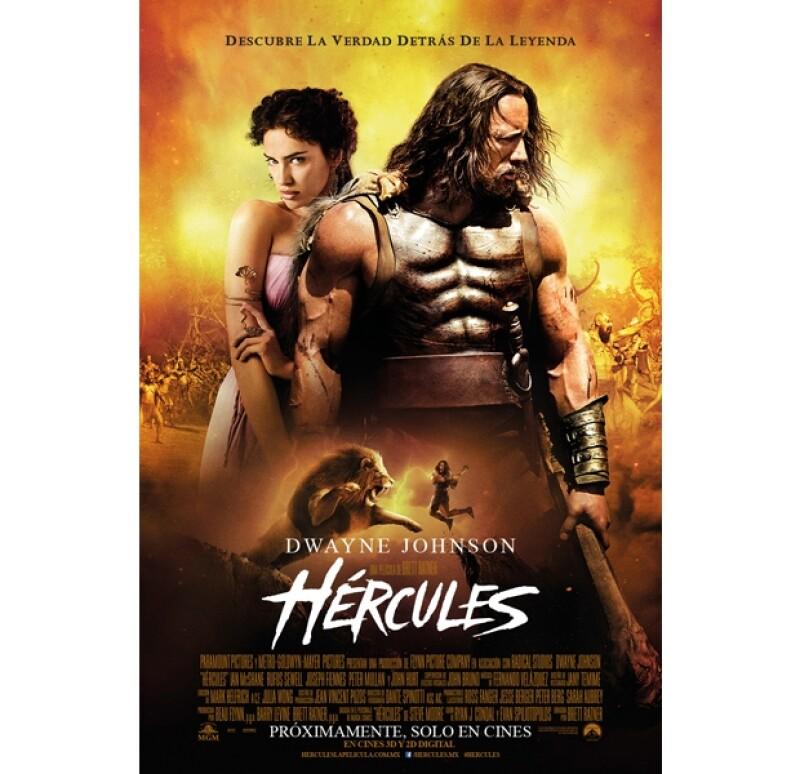 """""""Hércules"""" estrena en cines en agosto de este año."""