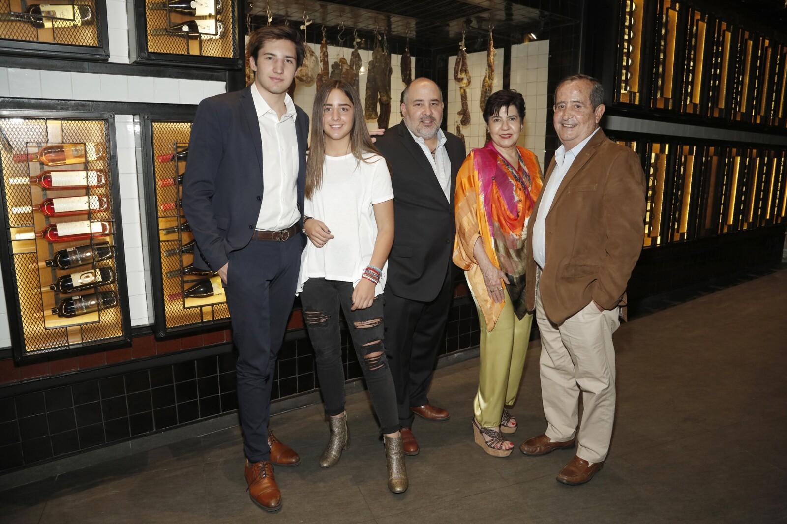 Inauguración Bonito Palmas Restaurante