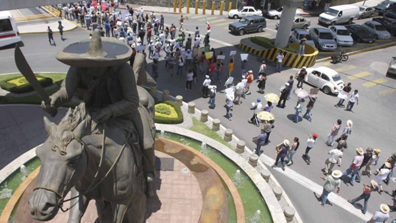 marcha cuernavaca, yosoy132, 22 de julio