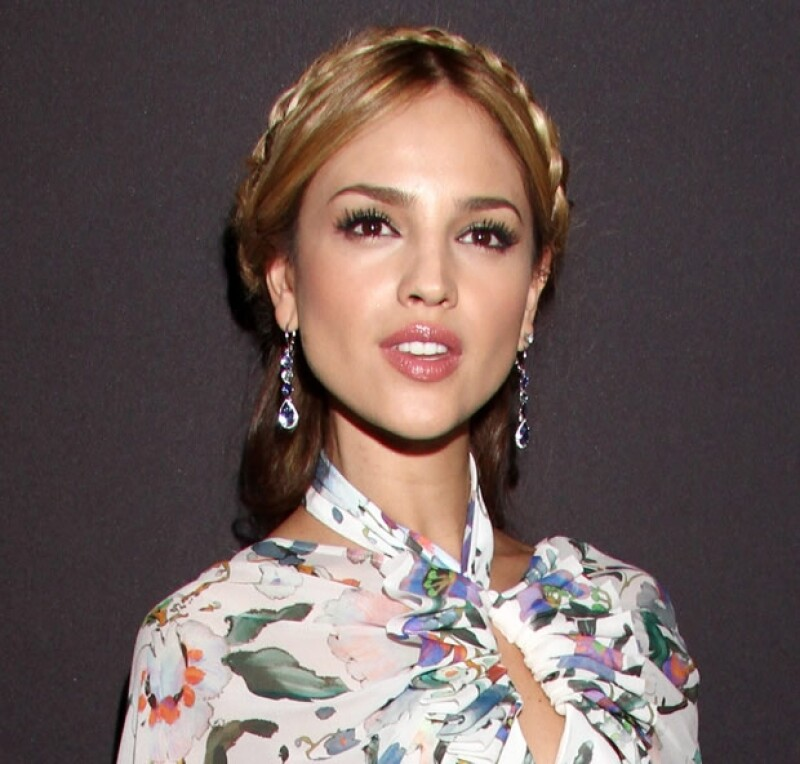 Eiza González actualmente en Los Ángeles.
