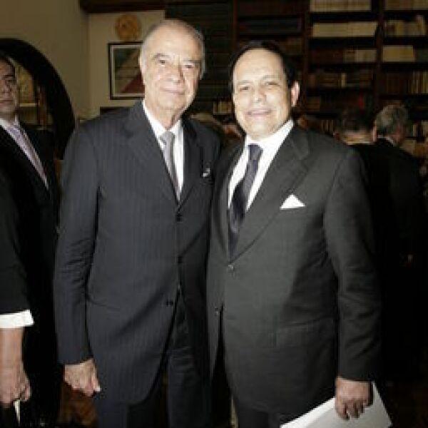Manuel Marrón, Jorge Alemán Valdés