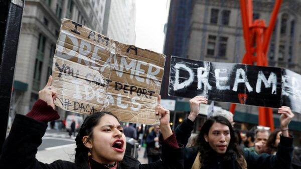 DACA soñadores dreamers Estados Unidos juez