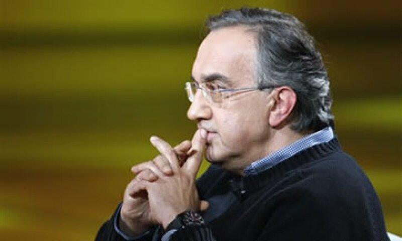 Marchionne dijo que una absoluta calamidad en Italia tendría un desastroso impacto sobre las compañías de ese país. (Foto: AP)