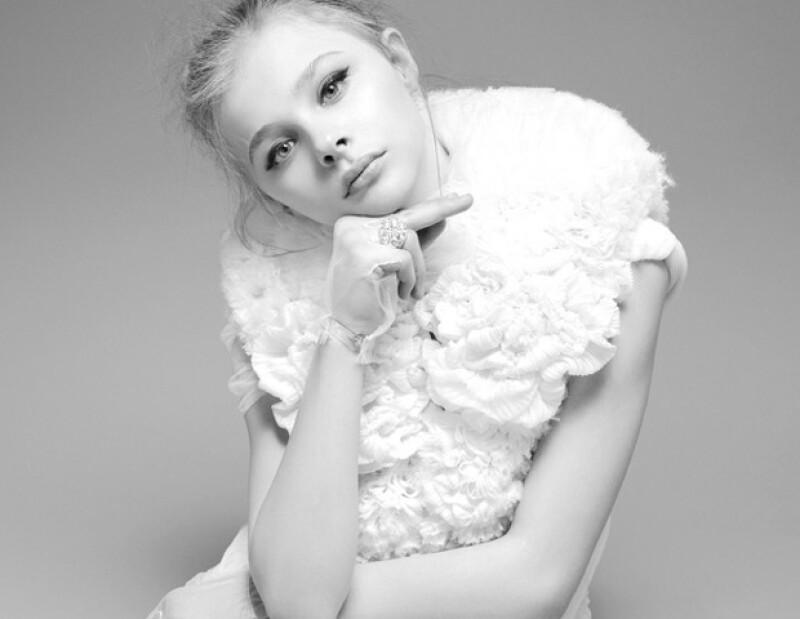 Chloe apareció en el filme Hugo.