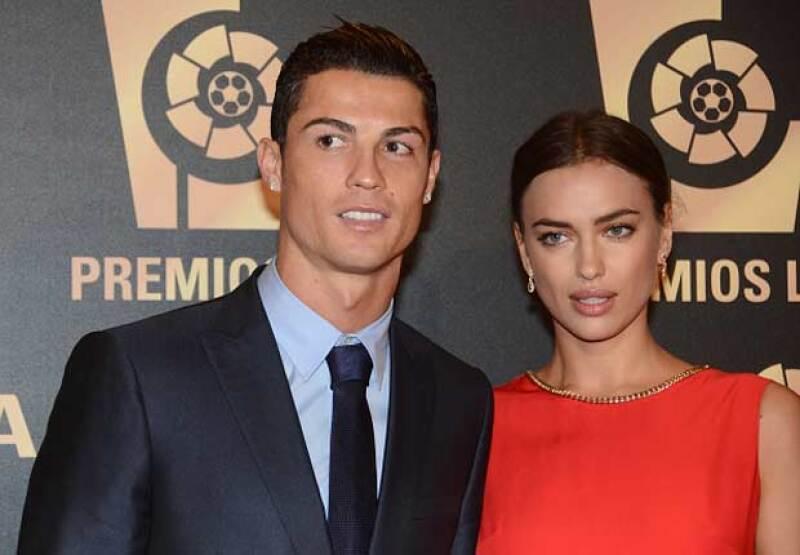 La madre del futbolista aseguró que Irinia no era una buena novia para Cristiano.