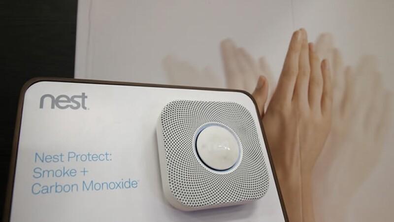 Google Nest dispositivos conectados