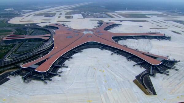 Pekín inaugura nuevo aeropuerto ultramoderno