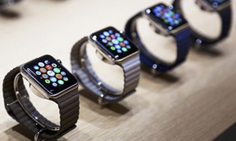 El modelo regular del Apple Watch tiene un precio inicial de 549 dólares. (Foto: Reuters )