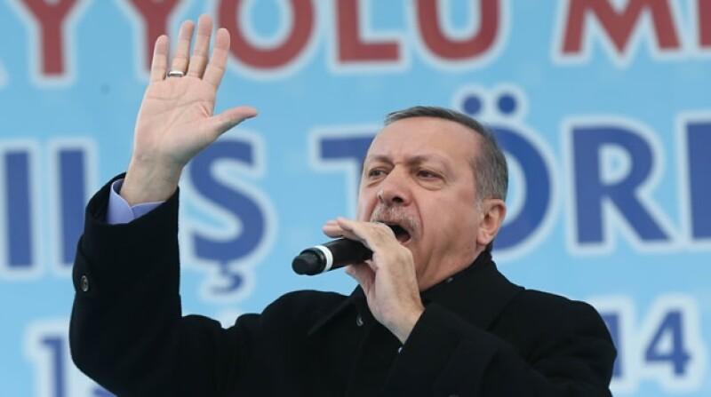 Erdogan primer ministro Turquía