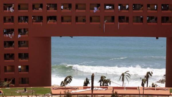 Da�os ocasionados por Odile en Baja California Sur