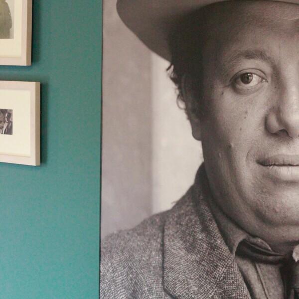 Diego Rivera. Genio, figura y silueta
