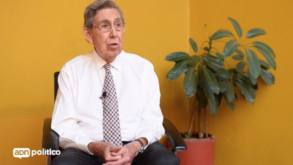 Cuauhtémoc Cárdenas, excandidato presidencial
