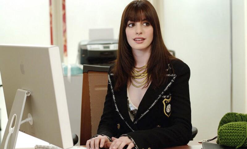 Anne a raíz de su papel en la película, tuvo mayor interés por la moda.
